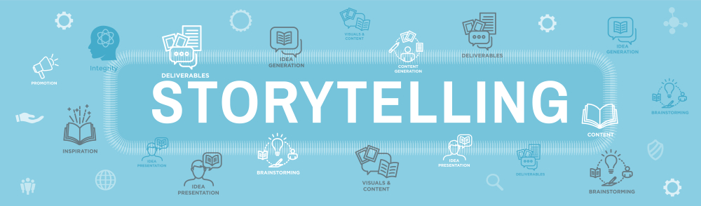 Getting Your Story Out through Effective Storytelling